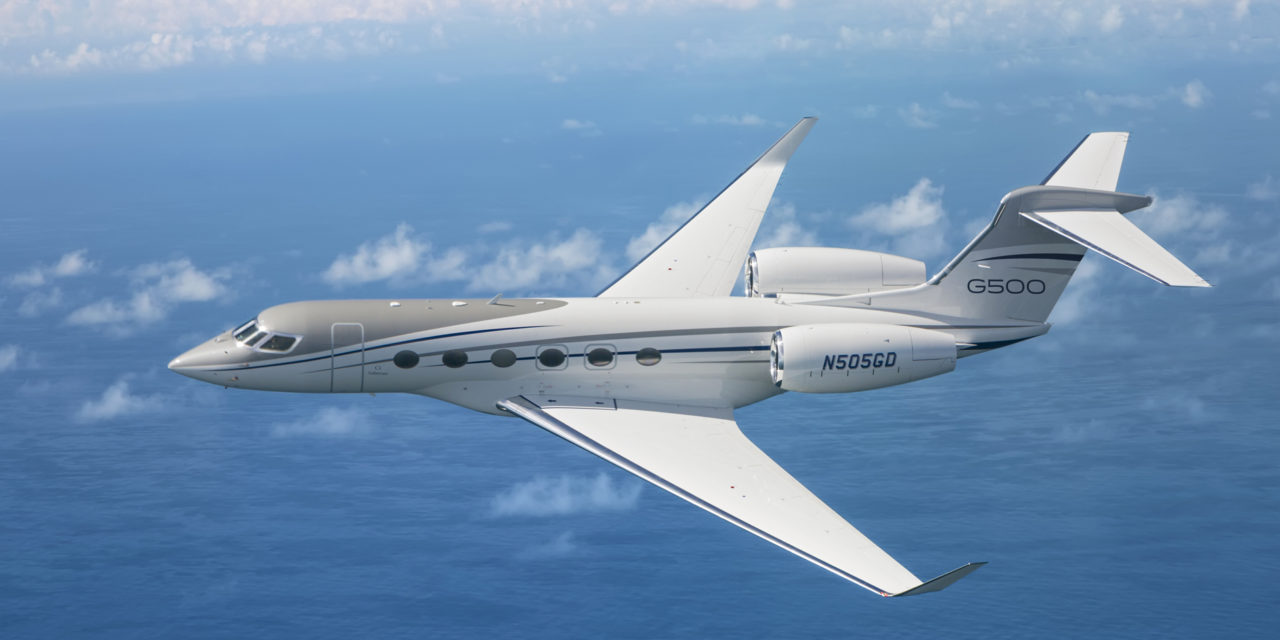 Gulfstream G500 demonstrates readiness and reliability with eight new city-pair records