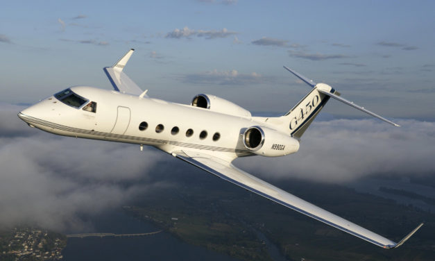 Nomad Aviation adds a Gulfstream G450 to its aircraft management and charter fleet