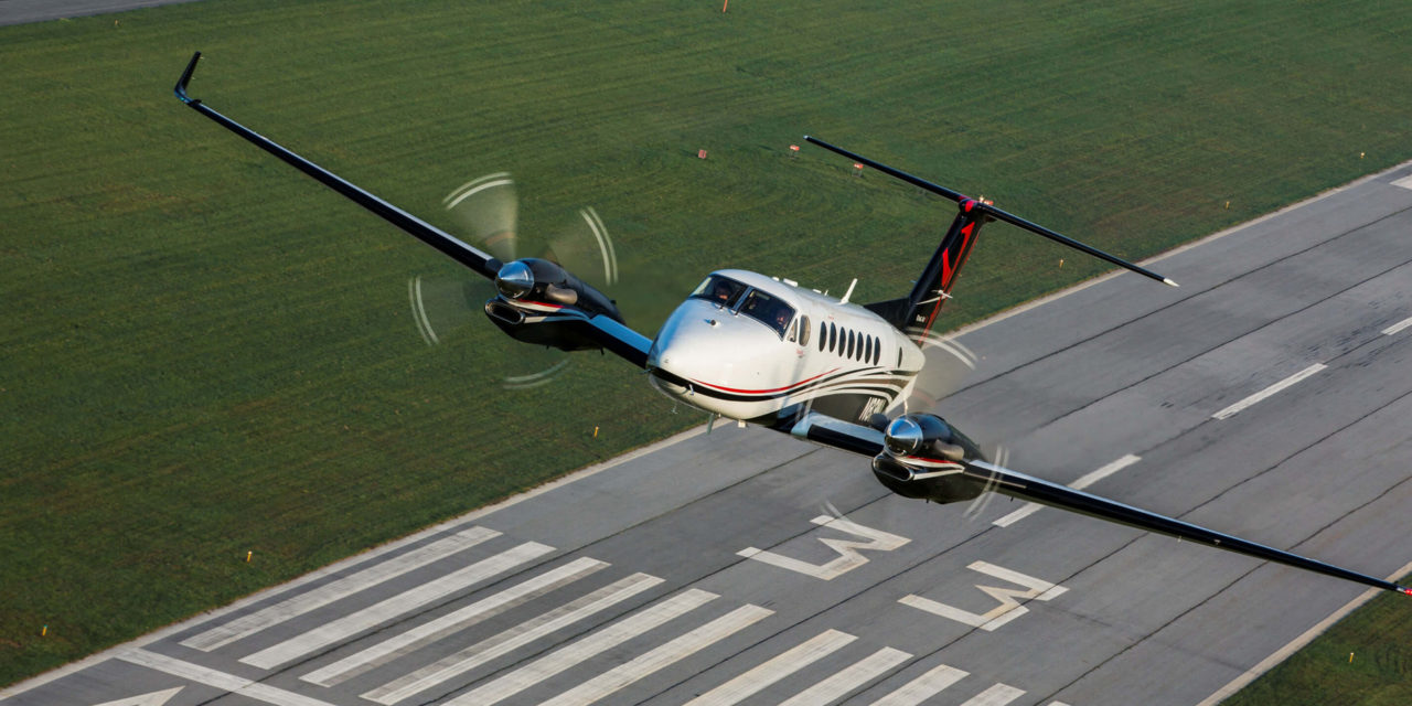 Royal Flying Doctor Service brings its fleet up to date with the Beechcraft King Air 350