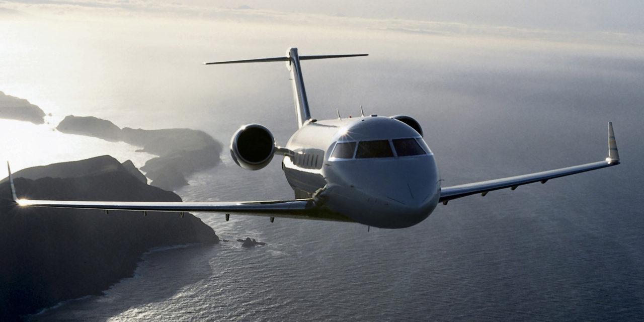 Fly Comlux opens an AOC in San Marino