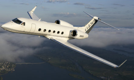 Nomad Aviation adds a Gulfstream G450 to its fleet
