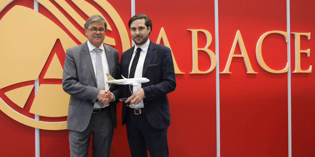 Contract signed by Fokker Techniek and K5-Aviation