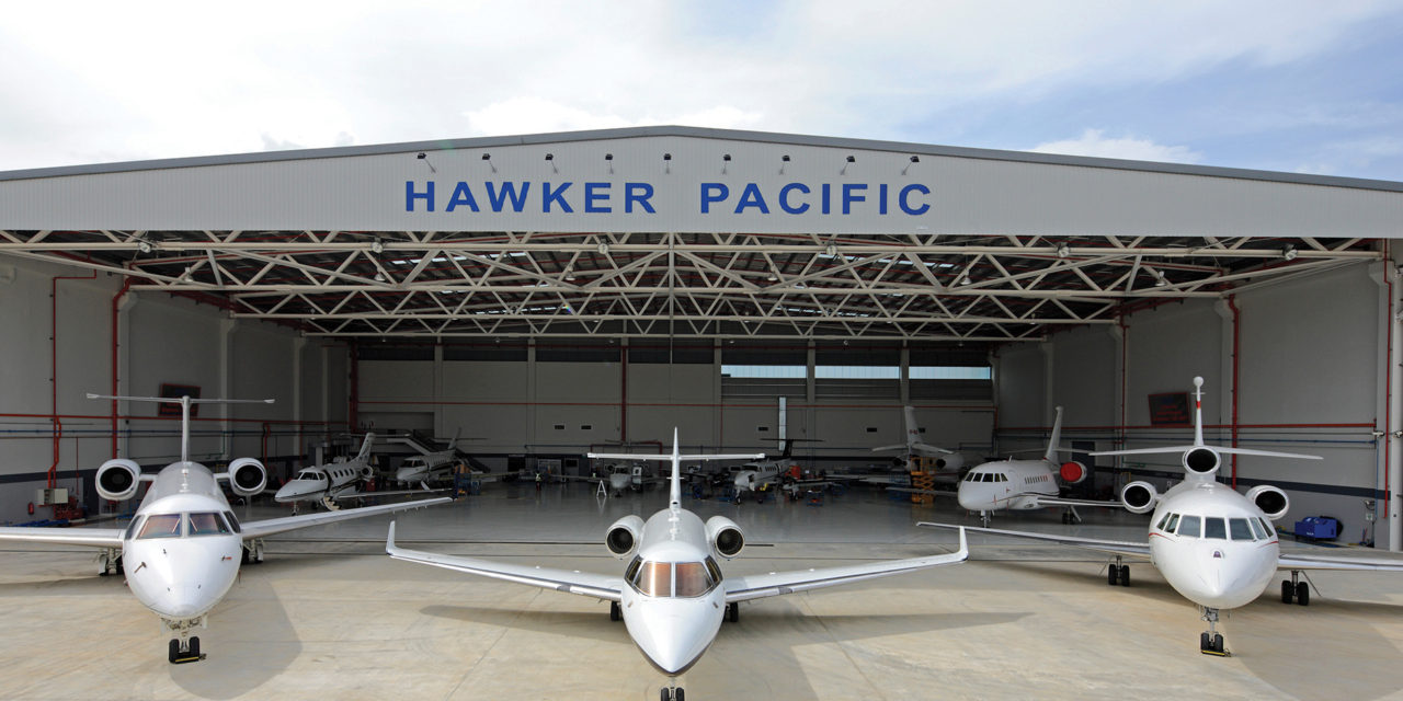 Jet Aviation Completes Acquisition of Hawker Pacific