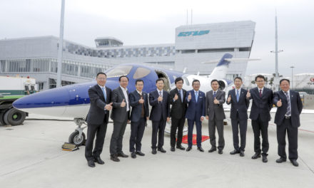 HondaJet is expanding its operations in Guangzhou
