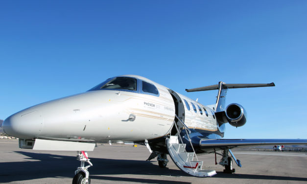 Embraer certifies and delivers the first Phenom 300E