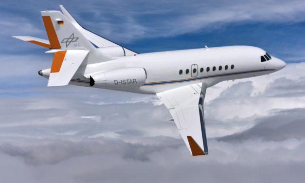German aerospace center DLR buys Dassault Falcon 2000LX