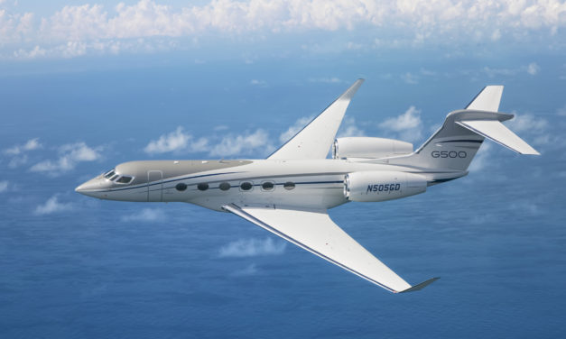 Eight new records underway for the Gulfstream G500