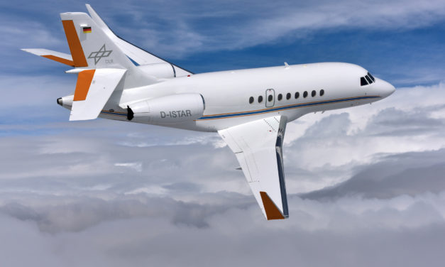 German aerospace center DLR purchases Dassault Falcon 2000LX for future flight research program