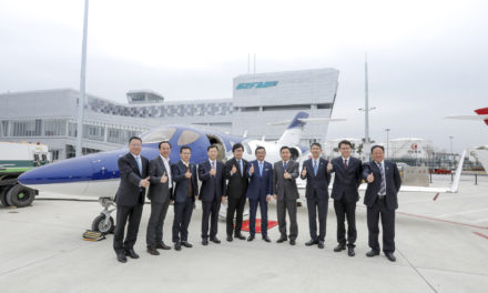 Hondajet aircraft company announces Hondajet China will expand operations at Guangzhou
