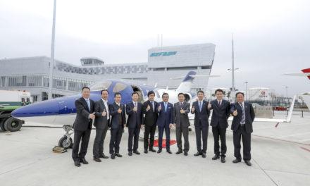 Hondajet aircraft company announces Hondajet China will expand operations at Guangzhou