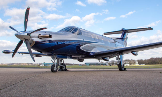 Oriens Aviation: demand for Pilatus PC-12NG continues