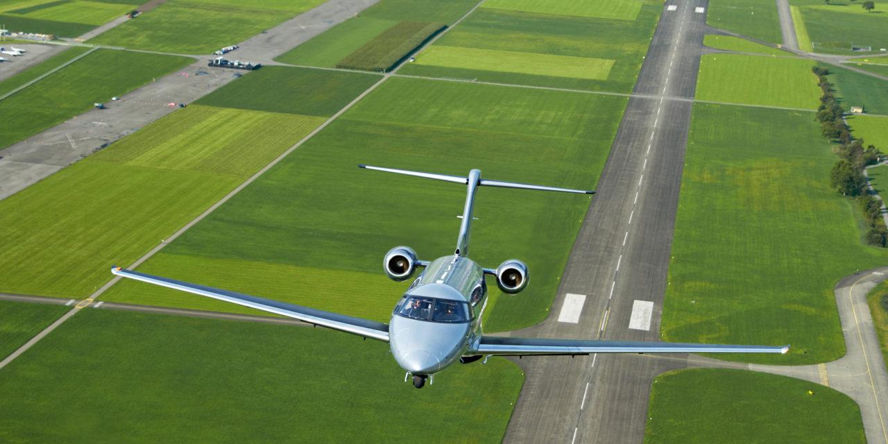 Pilatus maintains cruising altitude