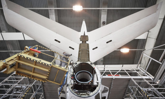 RUAG completes C-Check on Dassault Falcon 7X three weeks ahead of schedule