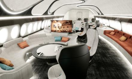 ACJ debuts Harmony cabin concept for VIP widebodies