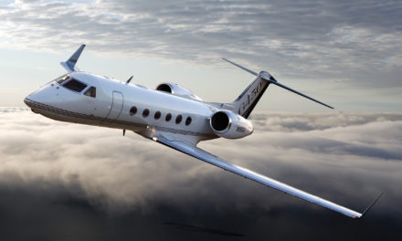 ASG completes sale and delivery of G450