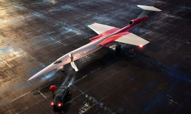 Aerion appoints TAG Aviation UK and TAG Asia for regional sales