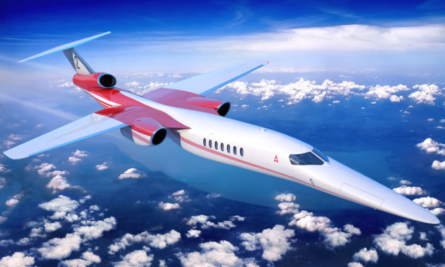 Aerion names Sparfell & Partners as sales representative