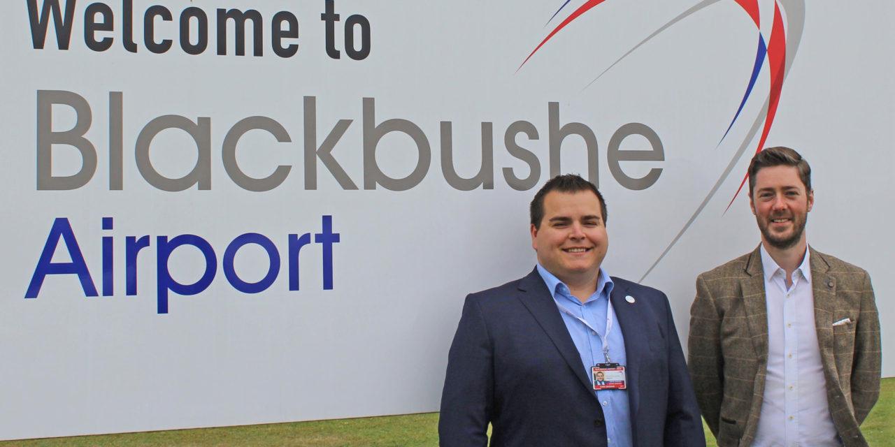 Air BP renews contract at UK's Blackbushe Airport