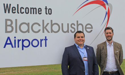 Air BP renews contract at UK's Blackbushe Airport