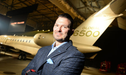 Bombardier grows its Global family of business jets with launch of Global 5500 and Global 6500 aircraft