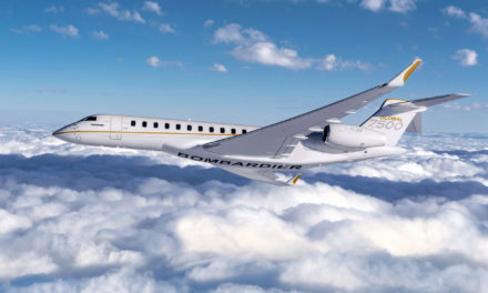 Bombardier elevates the name of its flagship business jet to the Global 7500 aircraft as performance continues to exceed expectations