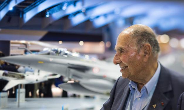 Dassault Aviation pays tribute to Serge Dassault