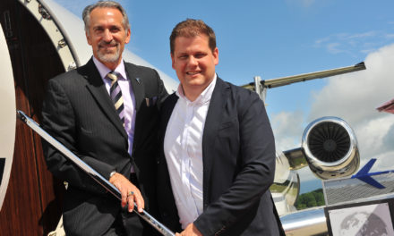Embraer Sells 4 more Legacy 650E to Air Hamburg
