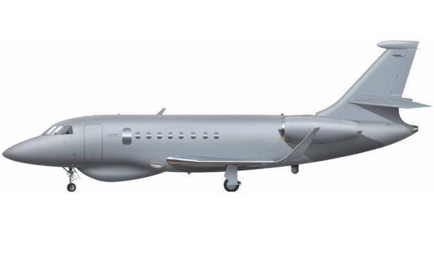 Japan Coast Guard acquires fifth Falcon 2000 MSA