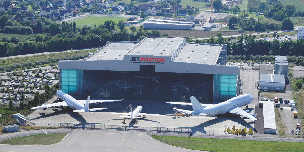 Jet Aviation is pleased to announce it has signed another Boeing 787 completions contract