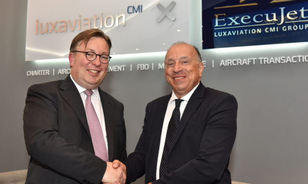 Luxaviation launches partnership with Colombo Wealth Management