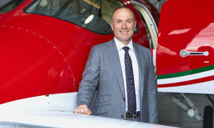 Piaggio Aerospace unveils new services to its customers