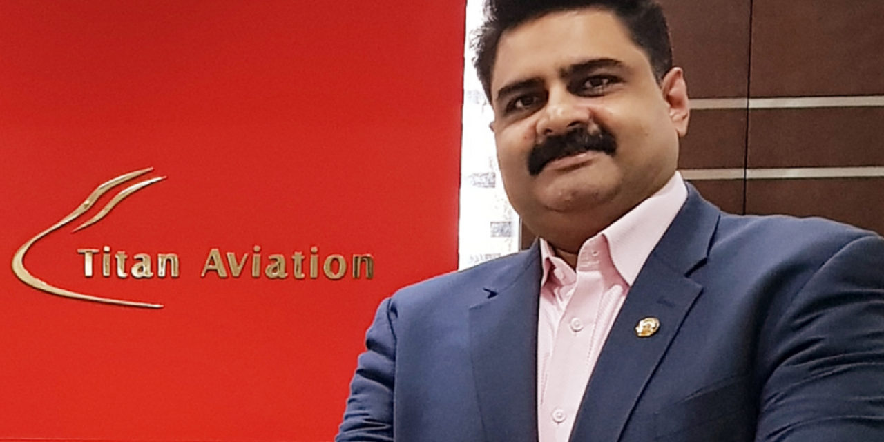Titan Aviaiton goes global with new AOC