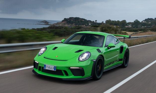 Porsche 911 GT2 & GT3 RS