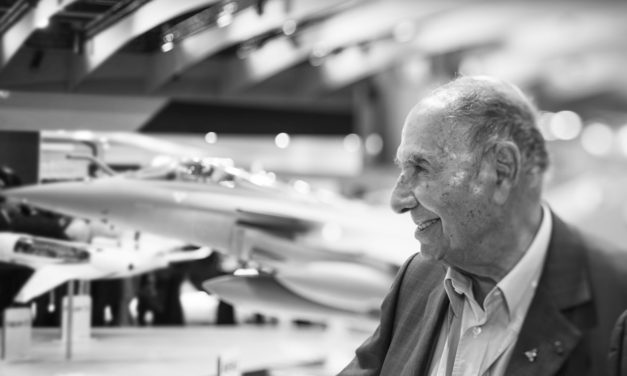 Serge Dassault: a life of passion