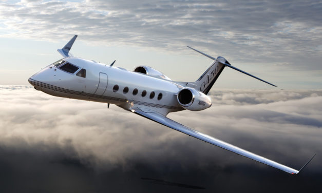 ASG sells and delivers a Gulfstream G450