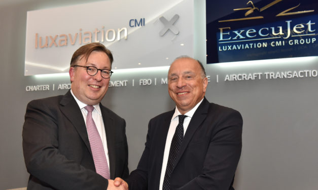 Luxaviation launches a partnership with Colombo Wealth Management