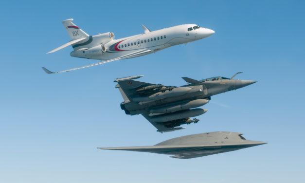 nEUROn and Falcon 6X
