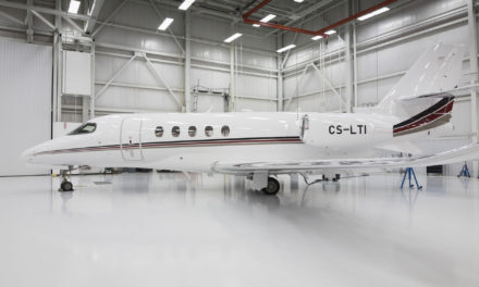 Textron Aviation Delivers the Ninth Citation Latitude to NetJets