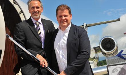 Four Additional Legacy 650E for Air Hamburg