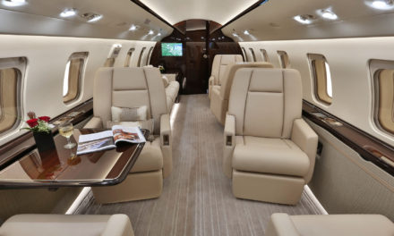 Comlux adds a Challenger 605 based in Madrid to its charter fleet