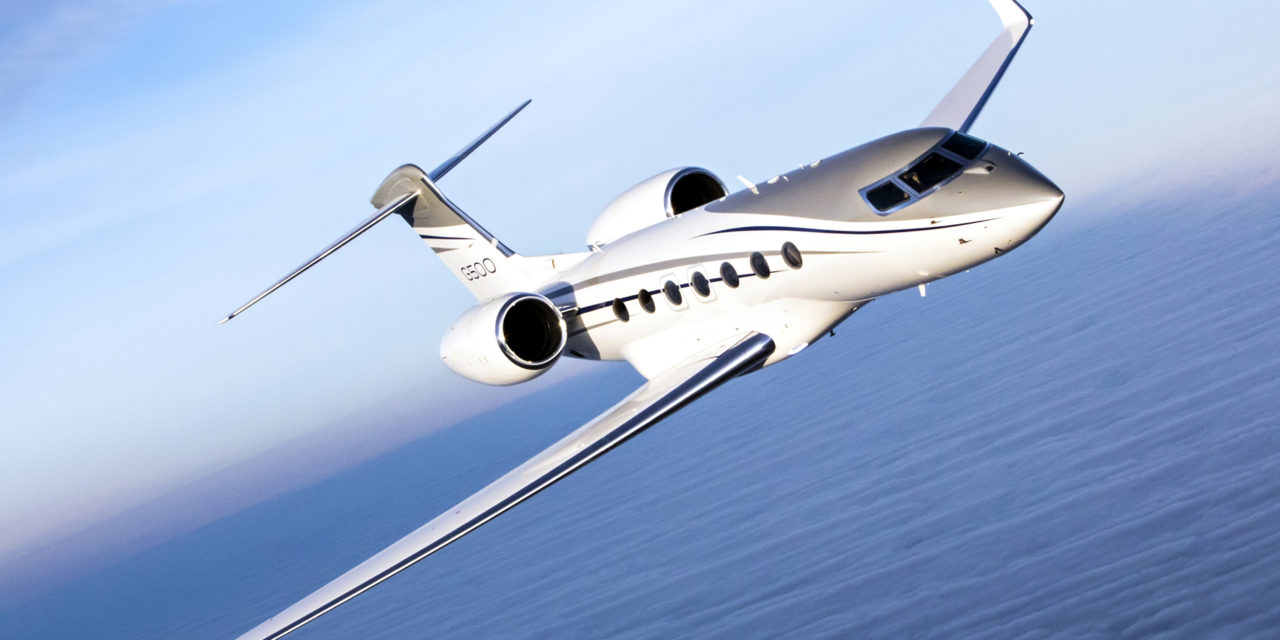 Gulfstream G500 Filght Test : My Best Ride…Period!!