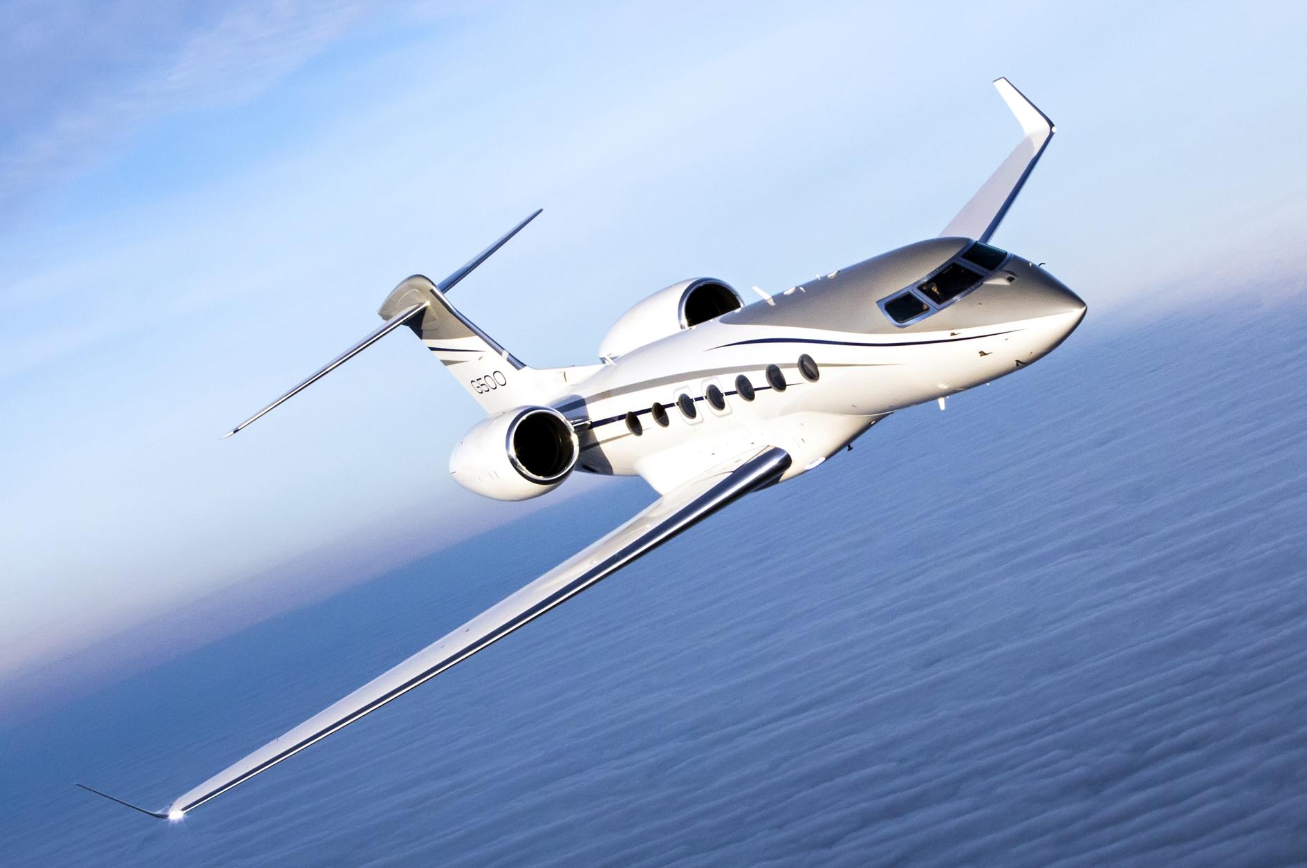 Gulfstream G500 Filght Test My Best Ride Period Ultimate Jet
