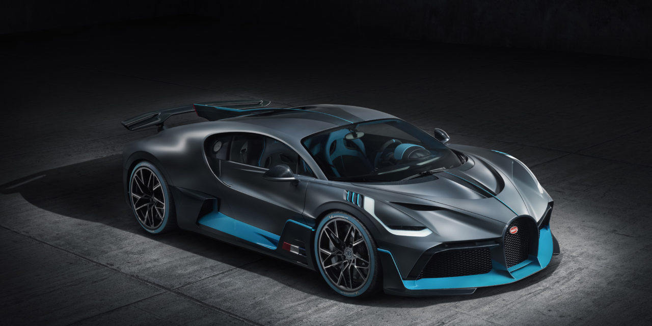 Bugatti Divo: tradition through excellence