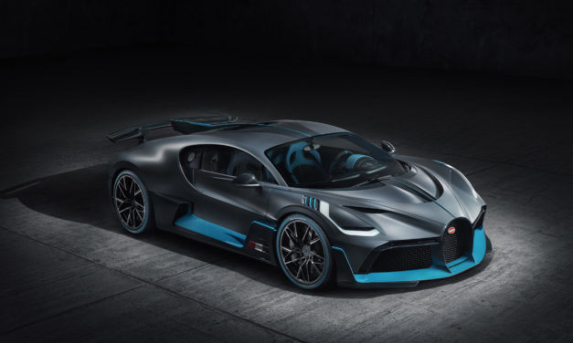 Bugatti Divo: tradition through excellence
