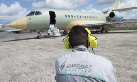 Friendly agreement between Safran and Dassault on the 5X