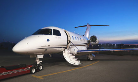 Embraer delivers the fifth Legacy 450 to AirSprint