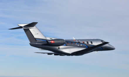 ExecuJet welcomes the first Pilatus PC-24 in Africa