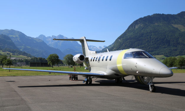 JetFly receives its first PC-24