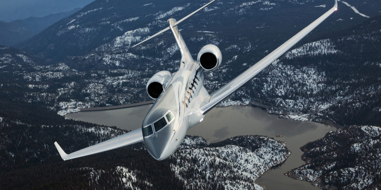 The G500 gets its FAA certification