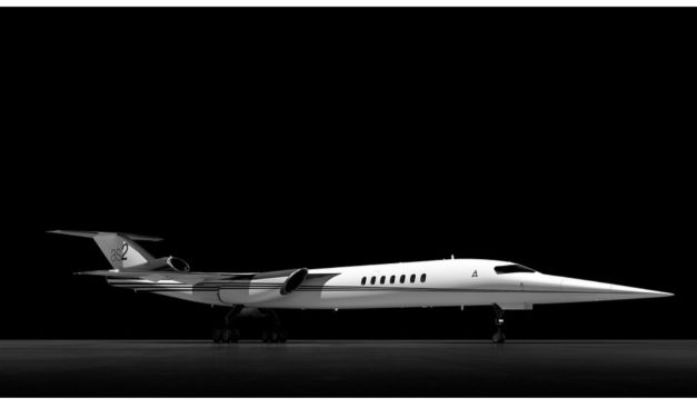 Aerion and Honeywell Revolutionize the Flight Deck